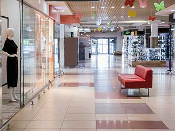 Retail Showroom and Commercial Store Interior 1